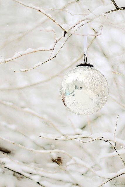 Biele ;-) nielen Vianoce :-)