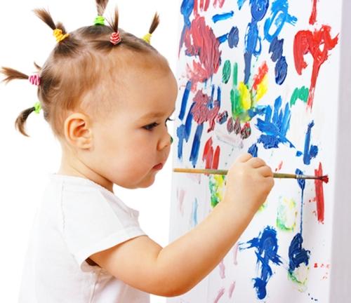 detstvo je umenie nielen výtvarné