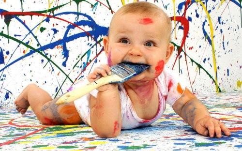 výtvarník detstva
