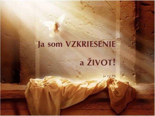 Všetko povstalo skrze to Slovo. A bez toho Slova nepovstalo nič z toho, čo povstalo.